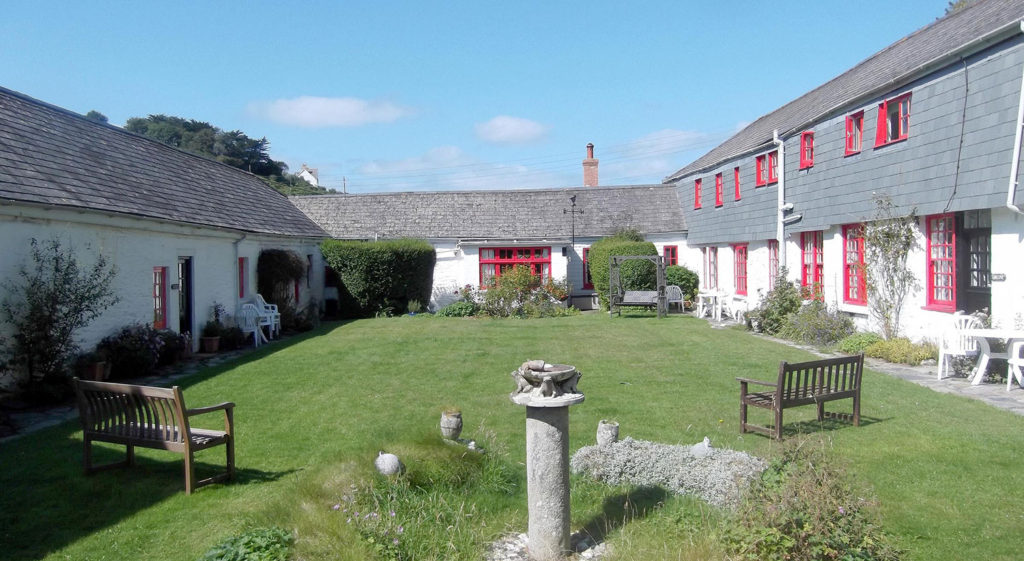 Today Gullrock is a self catering holiday business in Port Gaverne